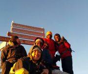 Lenana   peak  -Mt  Kenya