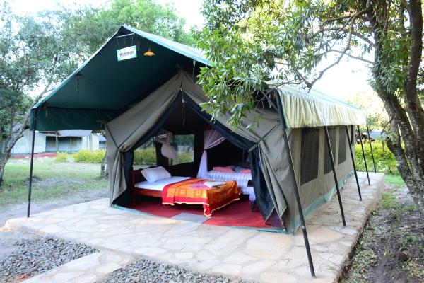 Maasai mara camp