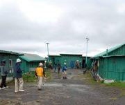 Ol Moses   camp-Mt  Kenya   Climb