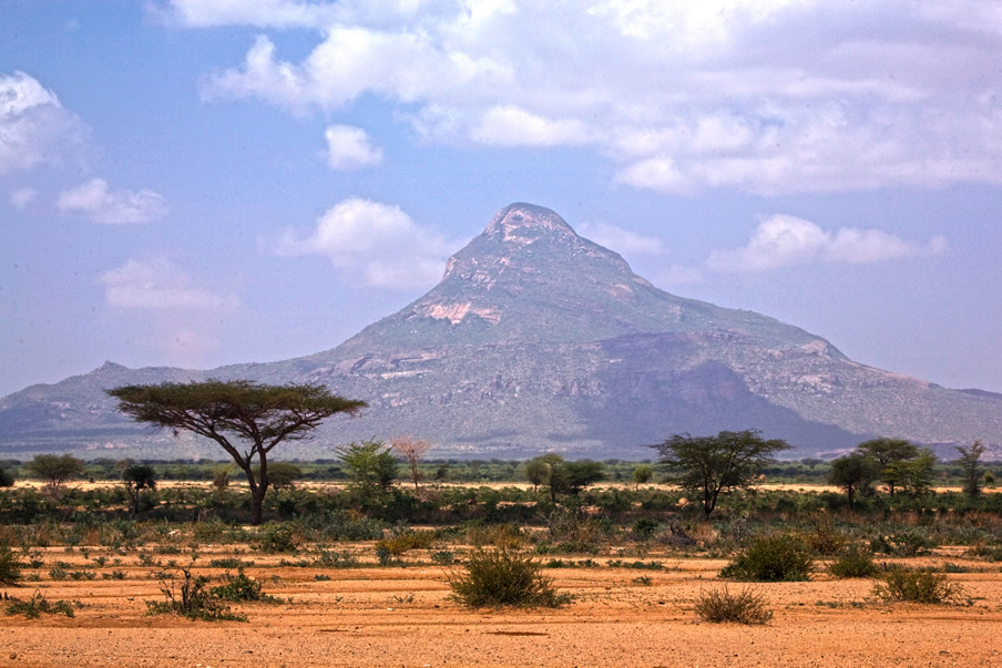 Mt Marsabit