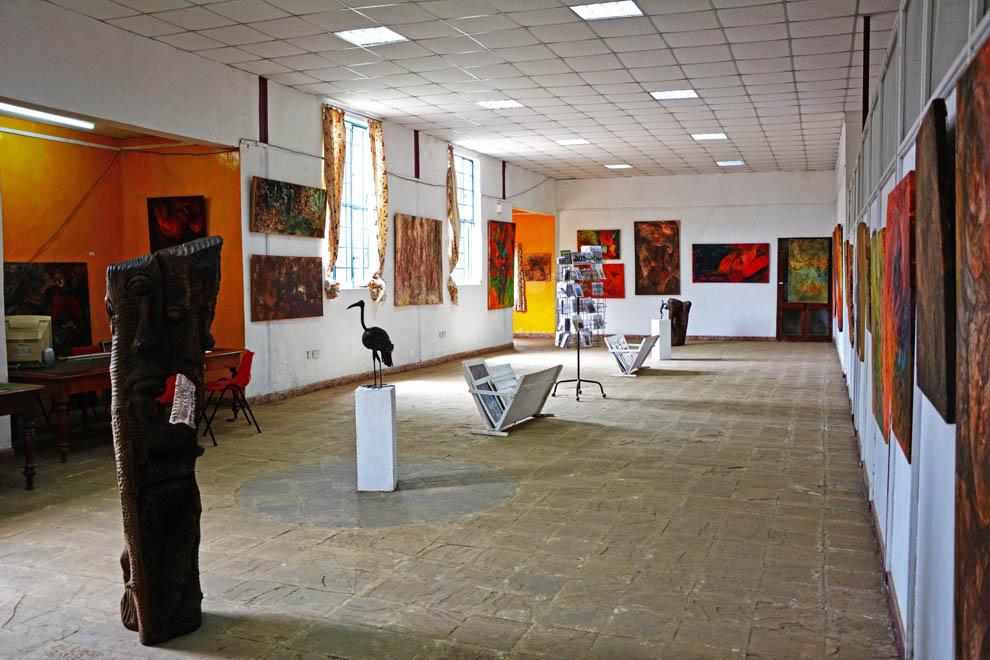 Nairobi Railway Gallery