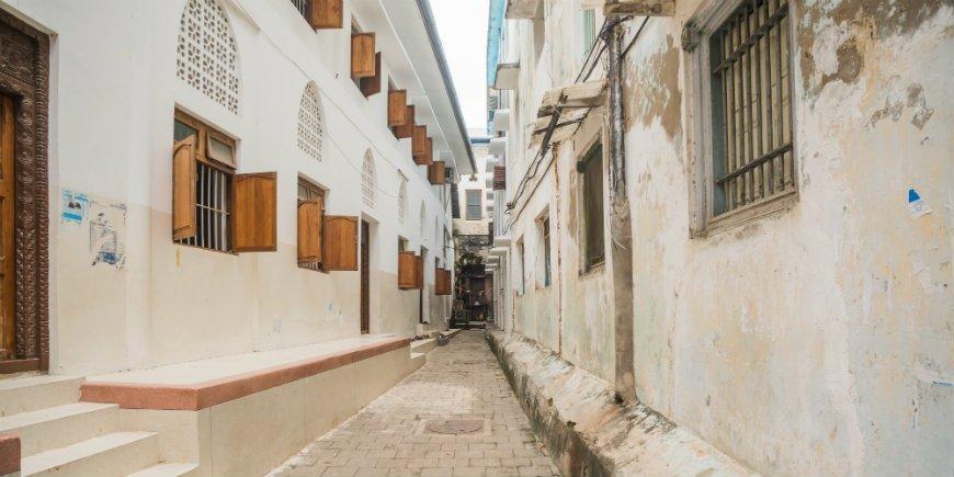 Streets of Stone Town - Zanzibar