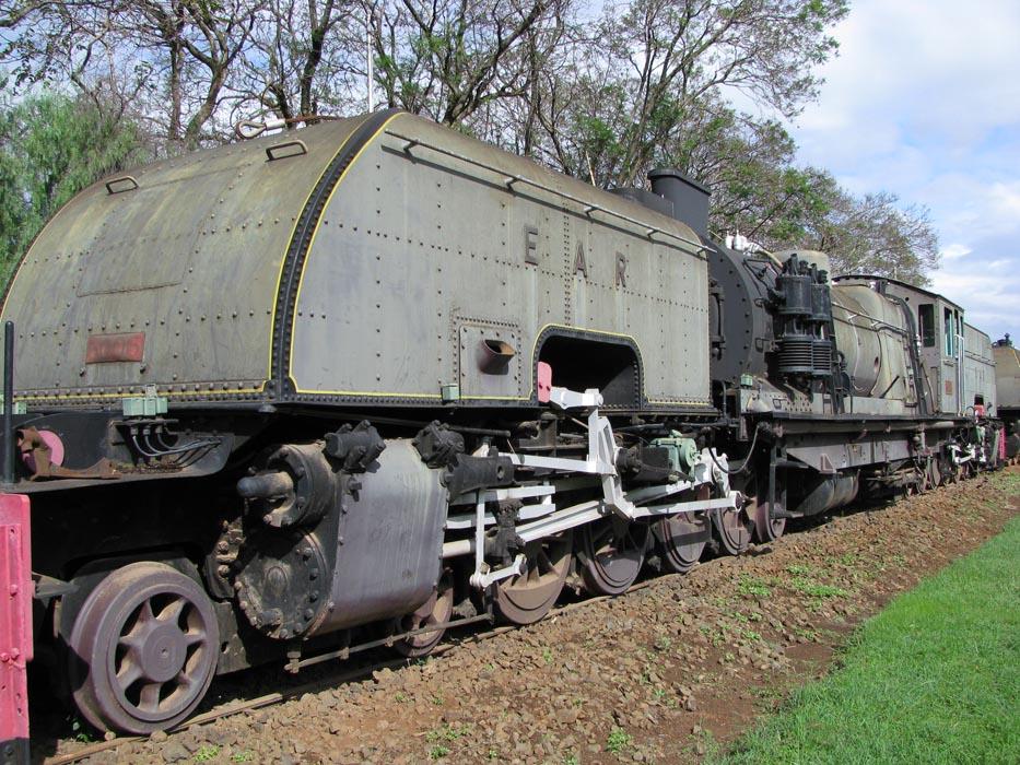 garrat - Nairobi Railway Museum